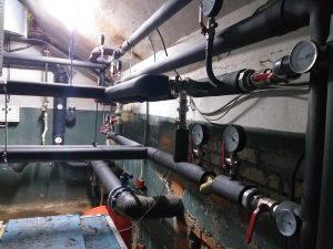 Фотография Обвязка системы вентиляции для стадиона им. Лобановского - ФК «Динамо» 6