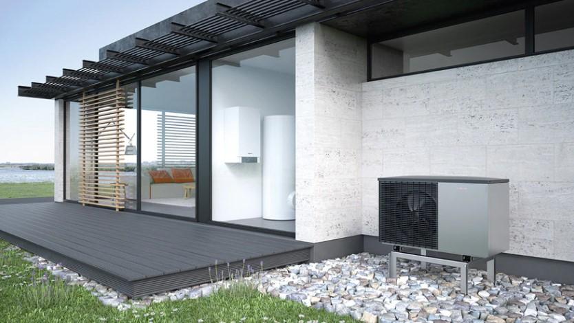Vitocal 200-S - выгодная альтернатива для новостроек и модернизации