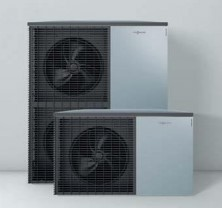 Тепловой насос воздух / вода Vitocal 200-S, сплит-система